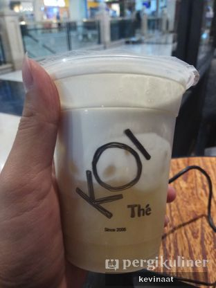 Foto review KOI The oleh @foodjournal.id  1
