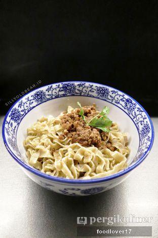 Foto 1 - Makanan(Mie Lebar Daging Cincang) di Demie oleh Sillyoldbear.id