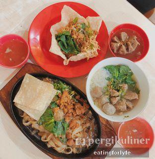 Foto 1 - Makanan di Bakso & Mie Ayam Yamin 33 oleh Fioo | @eatingforlyfe