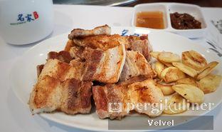Foto 2 - Makanan(Samgyepsal) di Myeong Ga Myeon Ok oleh Velvel