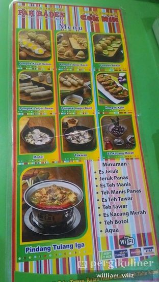 Foto 5 - Menu di Pempek Pak Raden oleh William Wilz