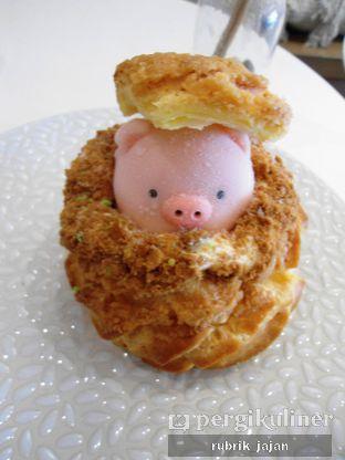 Foto 3 - Makanan(animal puff) di C for Cupcakes & Coffee oleh ellien @rubrik_jajan