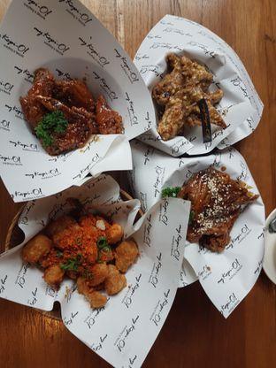 Foto 2 - Makanan(Chicken wings) di My Kopi-O! - Hay Bandung oleh makaninfoto