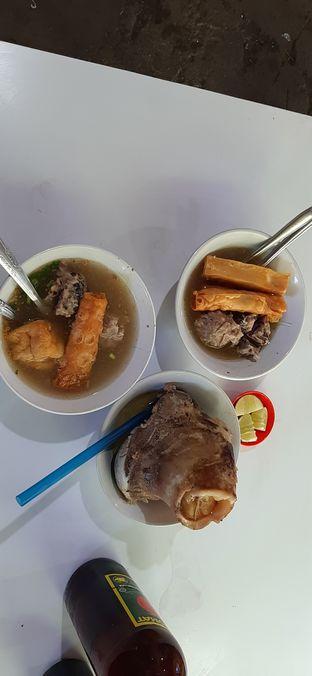 Foto 2 - Makanan di Bakso Putra Mantep oleh Wigha Wini