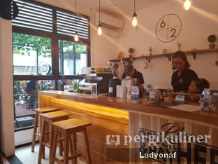 Foto 5 - Interior di Sixty Two Coffee oleh Ladyonaf @placetogoandeat