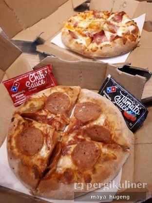 Foto - Makanan(Beef rancher , peperoni) di Domino's Pizza oleh maya hugeng
