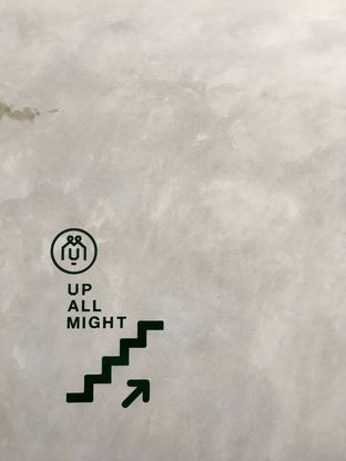 Foto review Up All Might oleh Prido ZH 17