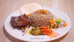 Foto 1 - Makanan(nasi kebuli iga kambing) di Nasi Kebuli 1881 oleh @kulineran_aja