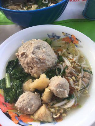 Foto 2 - Makanan di Bakso Mercon Pakde Roso oleh Yuni