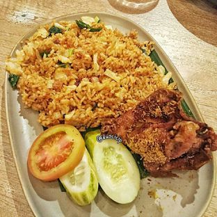 Foto 10 - Makanan(Nasi goreng taliwang) di Taliwang Bali oleh duocicip