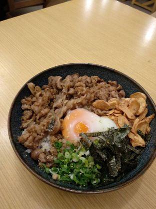 Foto 4 - Makanan(Gyuu-Niku Mazesoba (IDR 61k)) di Kabuto oleh Renodaneswara @caesarinodswr