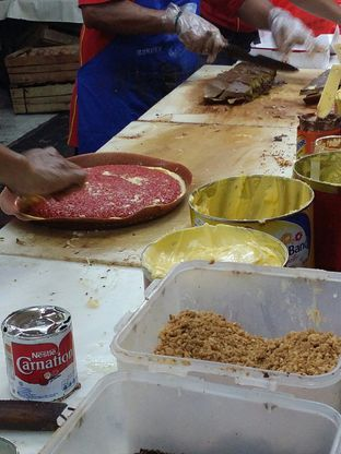Foto 1 - Makanan di Martabak Pecenongan 43 oleh Vicky Angdi