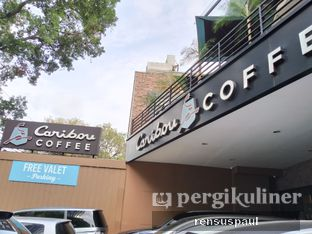 Foto review Caribou Coffee oleh Rensus Sitorus 6