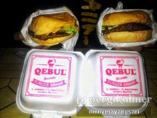 Foto 2 - Makanan di Burger Bakar Qebul oleh dinny mayangsari