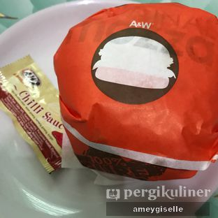 Foto review A&W oleh Hungry Mommy 2