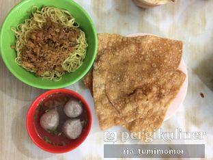 Foto 2 - Makanan di Bakmie BBT oleh riamrt
