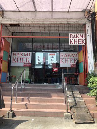 Foto 2 - Eksterior di Bakmi Khek oleh Nanakoot