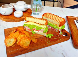 12 Sandwich Enak di Jakarta Untuk Mengisi Perutmu