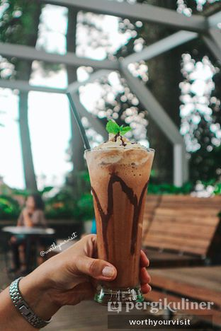 Foto review Foresta Coffee - Nara Park oleh Kintan & Revy @worthyourvisit 2