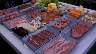 Foto 5 - Makanan di Saranghaeyo BBQ oleh @demialicious