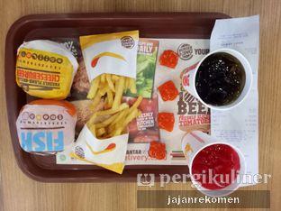 Foto 1 - Makanan di Burger King oleh Jajan Rekomen