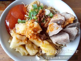 Foto 4 - Makanan di Bakso Ridho 17 oleh Jajan Rekomen