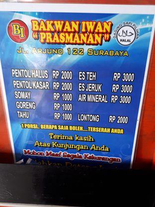 Foto 3 - Menu di Bakwan P. Iwan Trunojoyo oleh Agatha Maylie