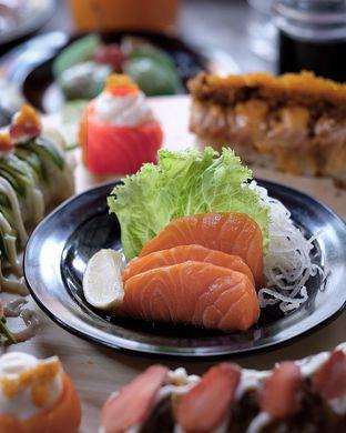 Foto 2 - Makanan di J Sushi oleh Stefanus Hendra