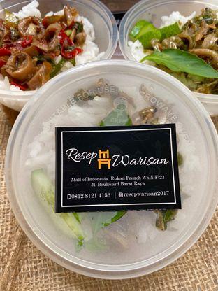 Foto 5 - Makanan di Resep Warisan oleh Levina JV (IG : @levina_eat & @levinajv)