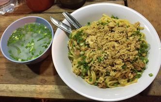 Foto Makanan di Mie Ayam Jakarta