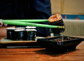 Yuk, Mengenal Makanan Pendamping Setia Sushi yang Tak Pernah Absen