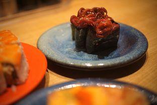 Foto 3 - Makanan(Chuka Idako Gunkan) di Sushi Tei oleh Fadhlur Rohman