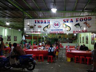 Foto review Indah Seafood 94 oleh Eunice   4