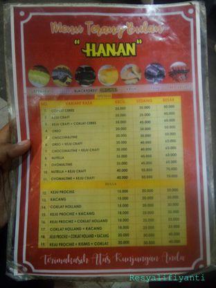 Foto review Martabak Hanan oleh Resy Alifiyanti 3
