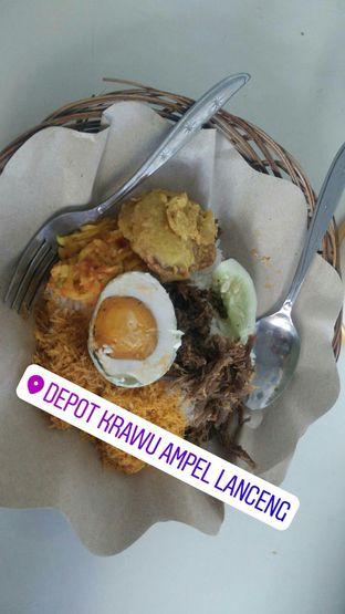 Foto - Makanan di Depot Krawu Ampel Lonceng oleh Muhammad Jufri