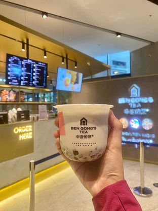 Foto review Ben Gong's Tea oleh Andrika Nadia 1