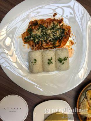 Foto 3 - Makanan(BUTTER PRAWN) di Confit oleh #alongnyampah