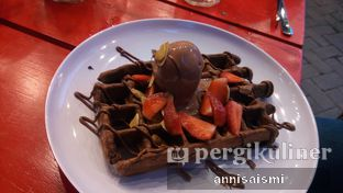 Foto 2 - Makanan di Many Pany Pancake & Waffle oleh Annisa Ismi