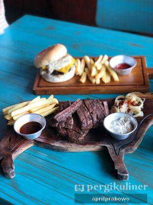 Foto review Meat Republiken oleh April Prabowo 1