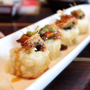 Foto 2 - Makanan(Unagi Deep Fried Roll) di Enmaru oleh Claudia @claudisfoodjournal