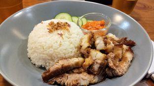 Foto 2 - Makanan(Fried Spice Pork Belly) di Pigeebank oleh Komentator Isenk