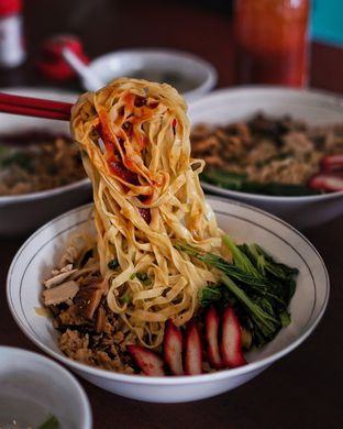 Foto 2 - Makanan di Bakmi Rudy oleh @Sibungbung
