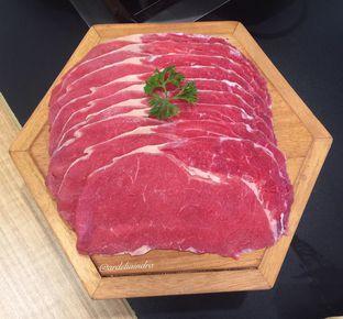 Foto 3 - Makanan(Australian Rib-eye Beef) di Lao Lao Huo Guo oleh Ardelia I. Gunawan