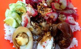 Nasi Campur Ashang