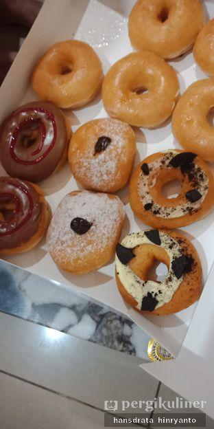 Foto 1 - Makanan di Krispy Kreme oleh Hansdrata Hinryanto