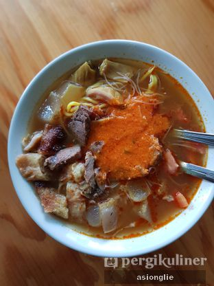 Foto 1 - Makanan di Soto Mie Multi Rasa oleh Asiong Lie @makanajadah