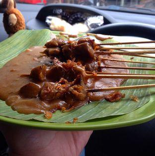 Foto review Sate Padang Pariaman Takana Juo oleh Shella Rizki Ananda 1