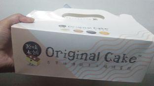 Foto review Original Cake oleh Review Dika & Opik (@go2dika) 1