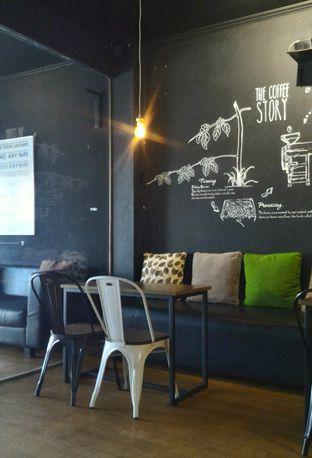 Foto 9 - Interior di Saho Coffee & Roastery oleh Ika Nurhayati