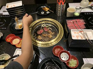 Foto 2 - Makanan di Hachi Grill oleh Sofiani Auliya